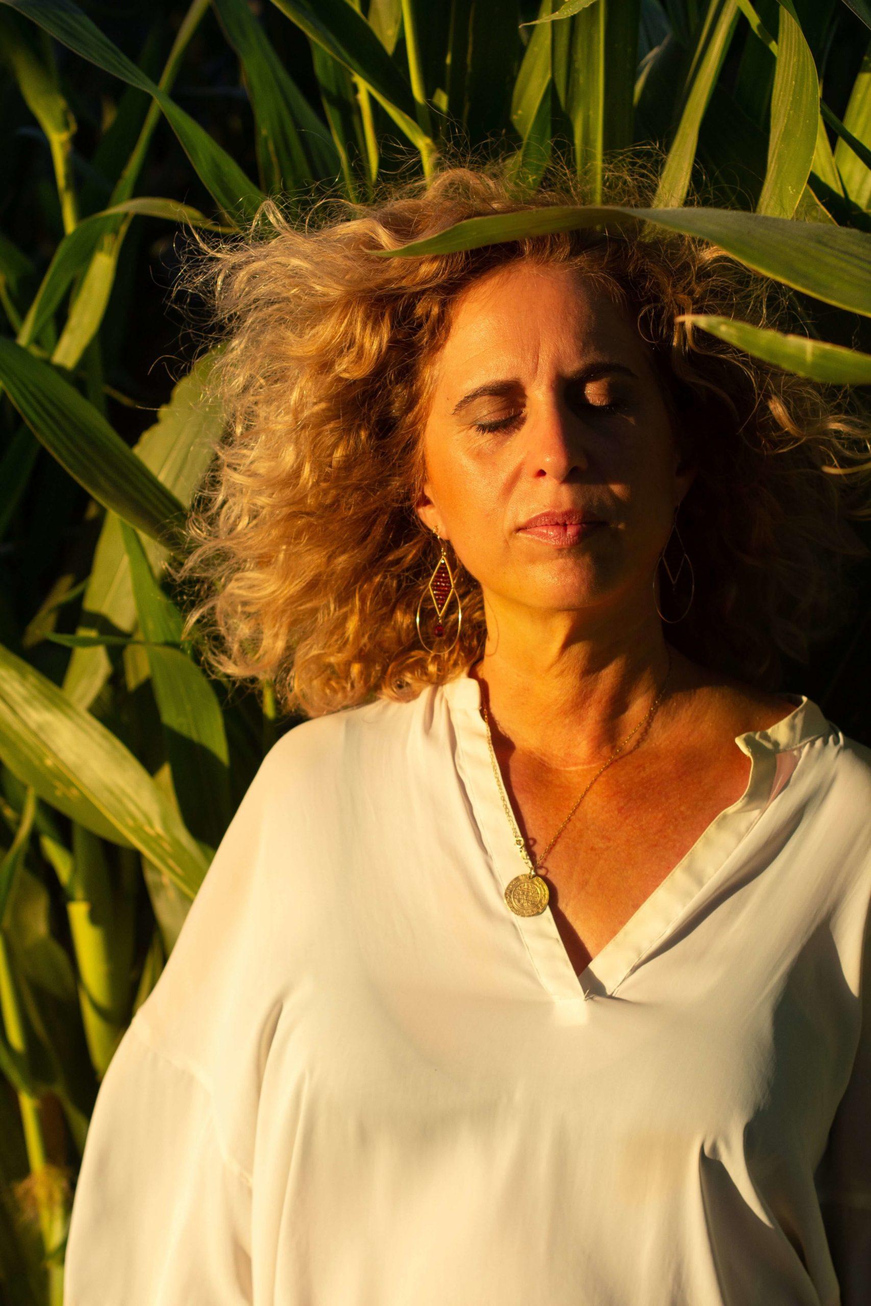 meditación entre mujeres
